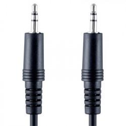 Καλώδιο ήχου Bandridge Value line, 3.5mm male - 3.5mm male σε μήκος 1m.